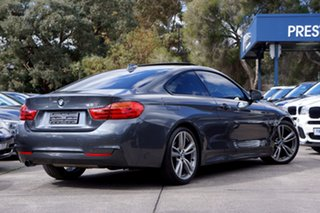 2014 BMW 420i M Sport Coupe.