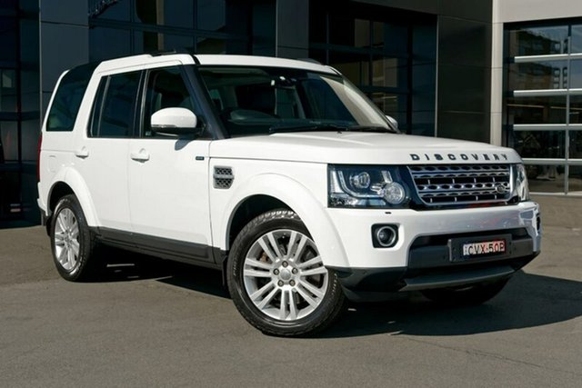 Used Land Rover Discovery SDV6 HSE, Artarmon, 2014 Land Rover Discovery SDV6 HSE Wagon
