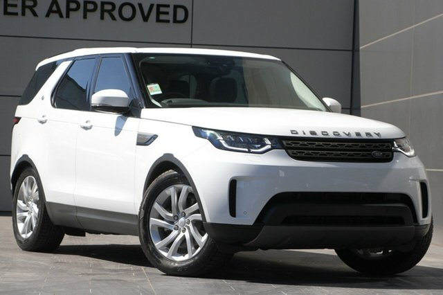 New Land Rover Discovery TD6 SE, Newstead, 2017 Land Rover Discovery TD6 SE Wagon