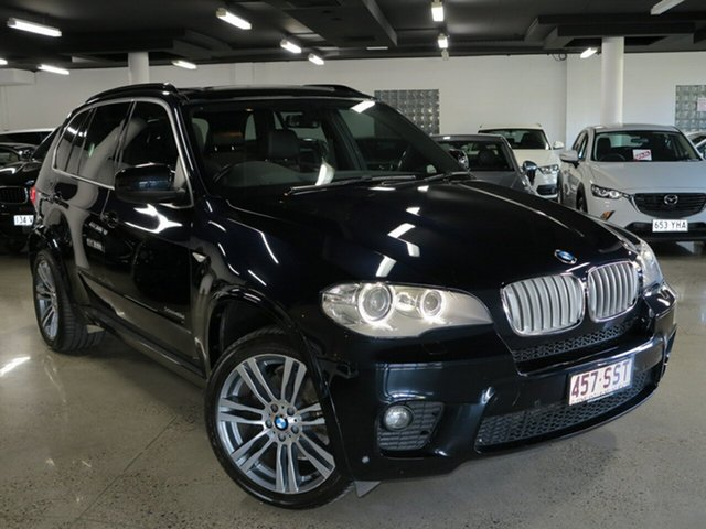 Used BMW X5 xDrive40d Steptronic Sport, Albion, 2012 BMW X5 xDrive40d Steptronic Sport Wagon