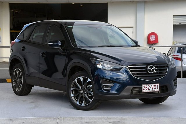 Used Mazda CX-5 Grand Touring SKYACTIV-Drive AWD, Southport, 2015 Mazda CX-5 Grand Touring SKYACTIV-Drive AWD Wagon