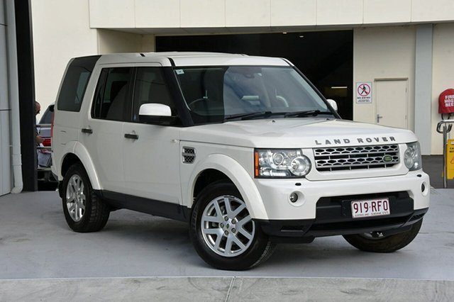 Used Land Rover Discovery 4 TdV6 CommandShift SE, Southport, 2009 Land Rover Discovery 4 TdV6 CommandShift SE Wagon