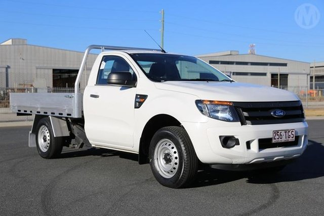 Used Ford Ranger XL 2.2 (4x2), Altona North, 2013 Ford Ranger XL 2.2 (4x2) Cab Chassis