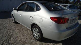 2008 Hyundai Elantra SX Sedan.