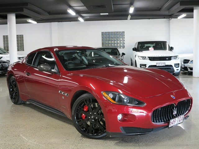 Used Maserati Granturismo S MC-Shift MC Sportline, Albion, 2012 Maserati Granturismo S MC-Shift MC Sportline Coupe