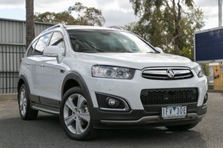 Used Holden Captiva 7 LTZ (AWD), Oakleigh, 2015 Holden Captiva 7 LTZ (AWD) CG MY15 Wagon