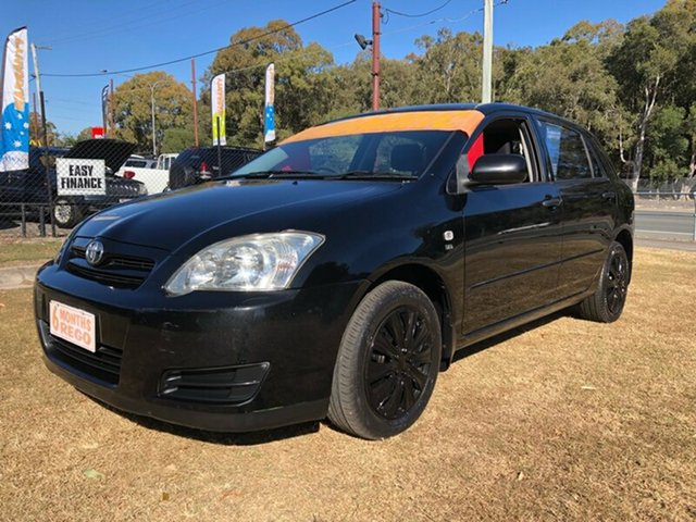 Used Toyota Corolla Ascent, Clontarf, 2007 Toyota Corolla Ascent Hatchback