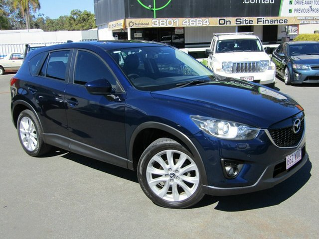 Used Mazda CX-5 Grand Tourer (4x4), Underwood, 2012 Mazda CX-5 Grand Tourer (4x4) Wagon