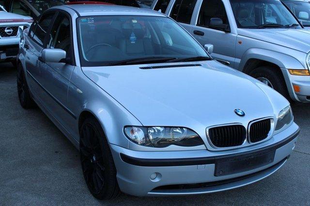 Used BMW 318i Executive, Underwood, 2003 BMW 318i Executive Sedan