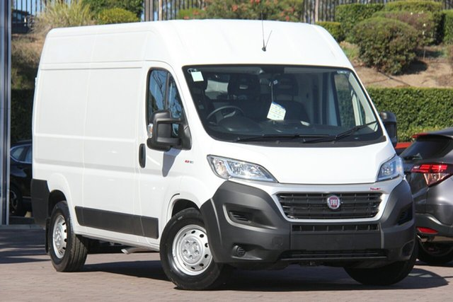 Discounted Demonstrator, Demo, Near New Fiat Ducato Mid Roof MWB Comfort-matic, Southport, 2018 Fiat Ducato Mid Roof MWB Comfort-matic Van