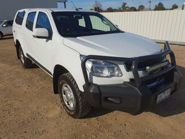 Used Holden Colorado LS (4x4), Wangaratta, 2016 Holden Colorado LS (4x4) Crew Cab Pickup