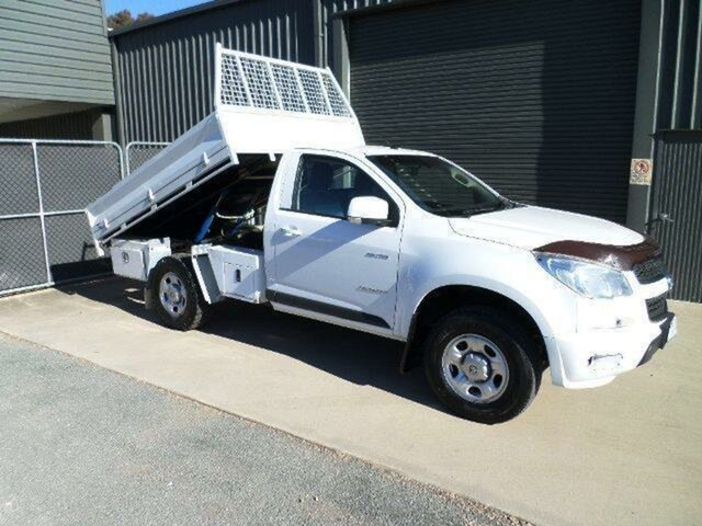 Used Holden Colorado LX (4x2), Wangaratta, 2014 Holden Colorado LX (4x2) Cab Chassis