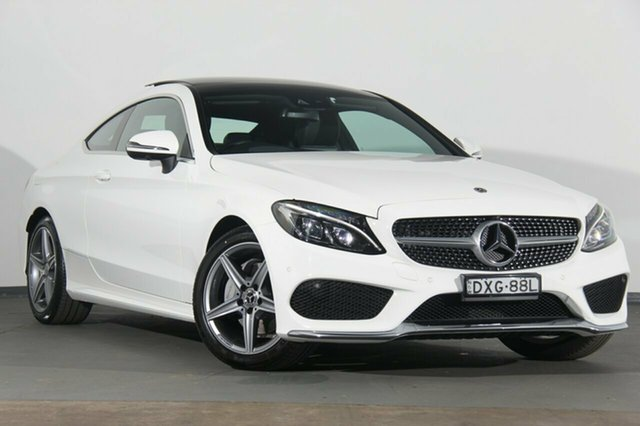 Used Mercedes-Benz C200 9G-TRONIC, Southport, 2017 Mercedes-Benz C200 9G-TRONIC Coupe
