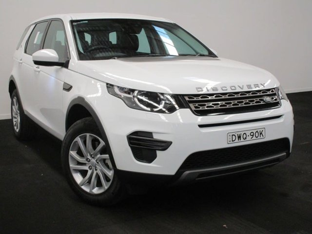 Used Land Rover Discovery Sport TD4 110kW SE, Doncaster, 2018 Land Rover Discovery Sport TD4 110kW SE Wagon