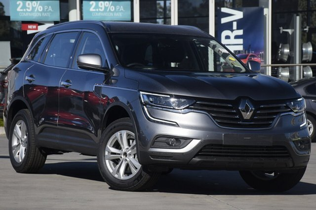 Discounted Demonstrator, Demo, Near New Renault Koleos Life X-tronic, Warwick Farm, 2018 Renault Koleos Life X-tronic Wagon