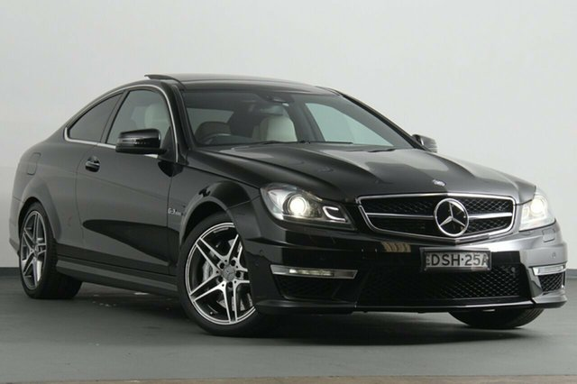 Used Mercedes-Benz C63 AMG SPEEDSHIFT MCT, Southport, 2011 Mercedes-Benz C63 AMG SPEEDSHIFT MCT Coupe