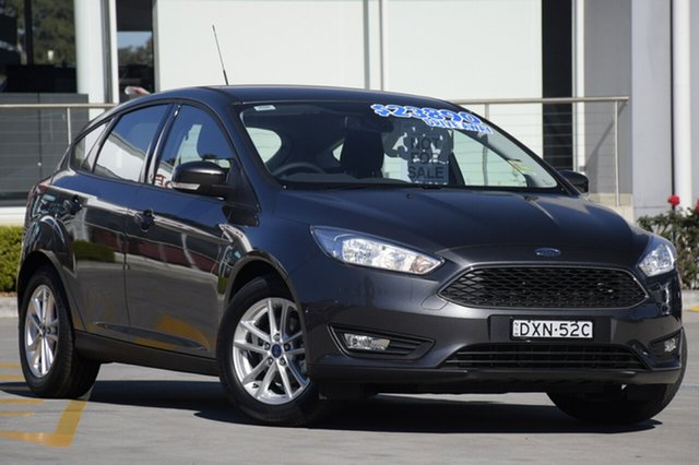 Discounted Demonstrator, Demo, Near New Ford Focus Trend, Narellan, 2018 Ford Focus Trend Hatchback
