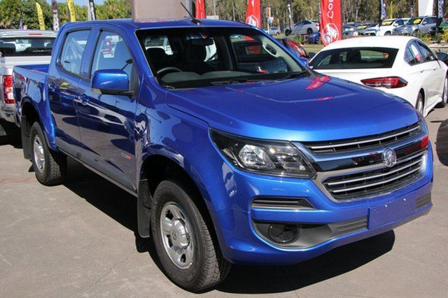 New Holden Colorado LS Pickup Crew Cab, Caloundra, 2018 Holden Colorado LS Pickup Crew Cab Utility