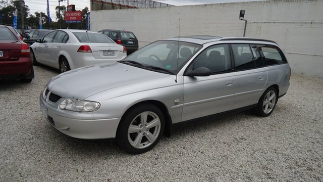 Used Holden Commodore Acclaim, Seaford, 2001 Holden Commodore Acclaim Wagon