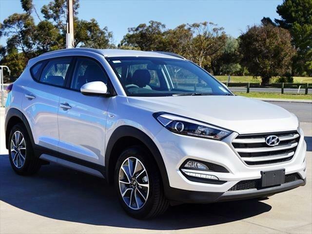 New Hyundai Tucson Active X 2WD, Berri, 2018 Hyundai Tucson Active X 2WD Wagon