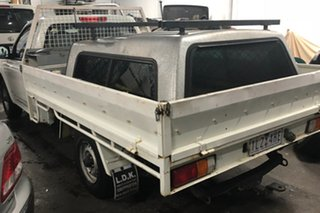 2005 Holden Rodeo DX Cab Chassis.