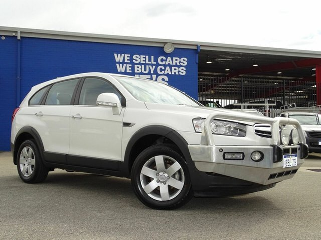 Discounted Used Holden Captiva LS 2WD, Welshpool, 2015 Holden Captiva LS 2WD Wagon