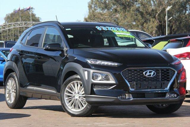Discounted Demonstrator, Demo, Near New Hyundai Kona Elite D-CT AWD, Southport, 2017 Hyundai Kona Elite D-CT AWD SUV