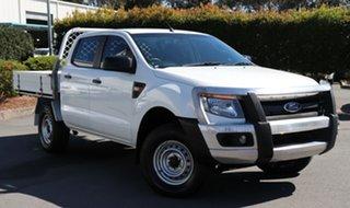 Used Ford Ranger XL Double Cab, Acacia Ridge, 2014 Ford Ranger XL Double Cab PX Cab Chassis