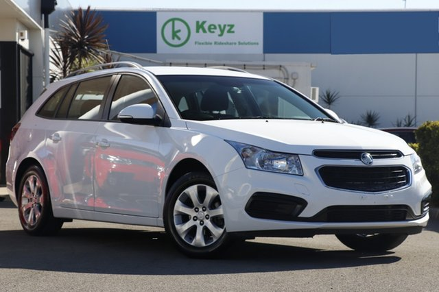 Used Holden Cruze CD Sportwagon, Bowen Hills, 2015 Holden Cruze CD Sportwagon Wagon