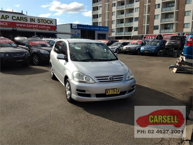 Used Toyota Avensis Verso, Campbelltown, 2008 Toyota Avensis Verso