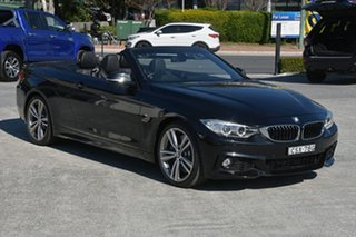 2014 BMW 428i M Sport Convertible.