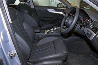 2017 Audi A4 Sedan.