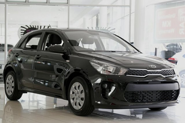 Discounted Demonstrator, Demo, Near New Kia Rio S, Southport, 2018 Kia Rio S Hatchback