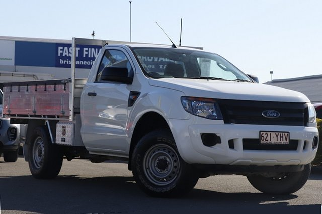 Used Ford Ranger XL, Beaudesert, 2014 Ford Ranger XL Cab Chassis