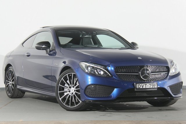 Used Mercedes-Benz C43 AMG 9G-TRONIC 4MATIC, Southport, 2016 Mercedes-Benz C43 AMG 9G-TRONIC 4MATIC Coupe