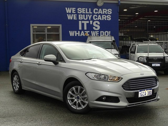 Discounted Used Ford Mondeo Ambiente PwrShift, Welshpool, 2016 Ford Mondeo Ambiente PwrShift Hatchback