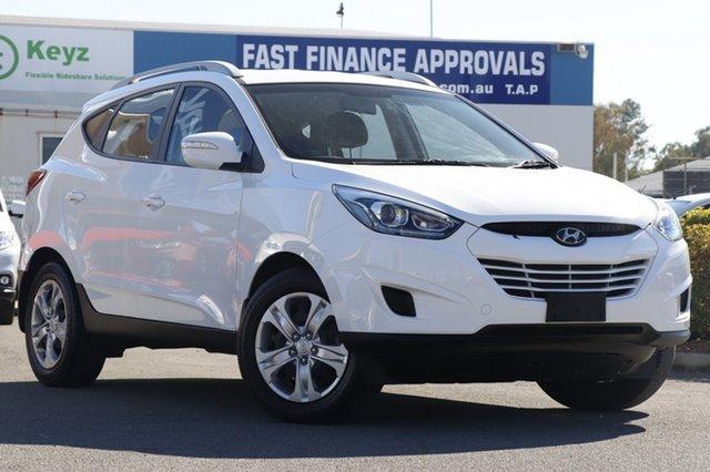 Used Hyundai ix35 Active, Bowen Hills, 2015 Hyundai ix35 Active Wagon