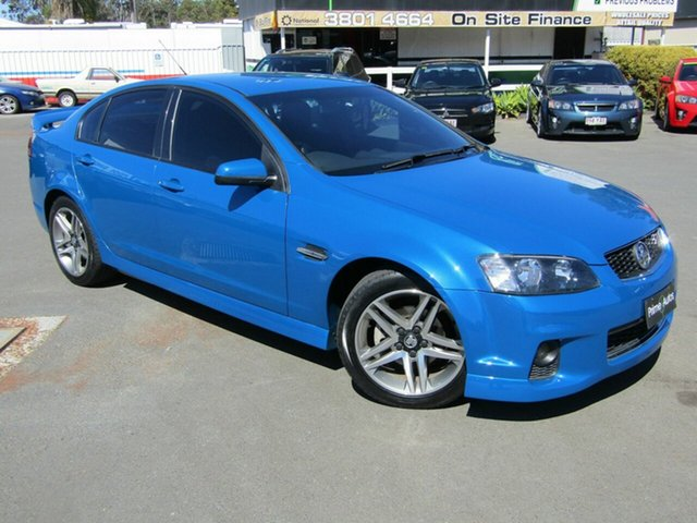 Used Holden Commodore SV6, Underwood, 2012 Holden Commodore SV6 Sedan