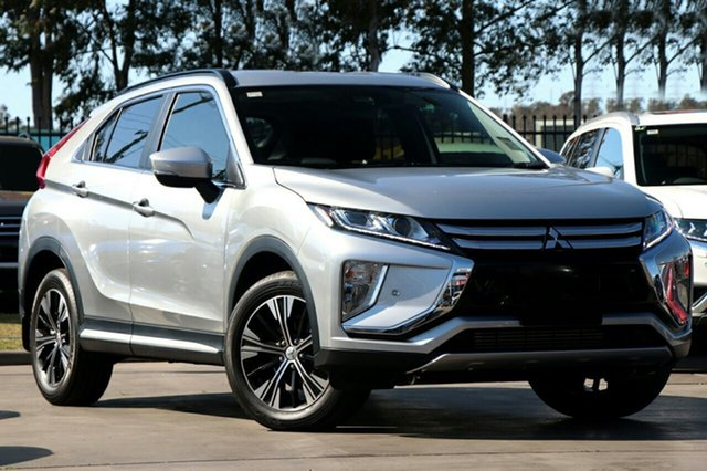 Demonstrator, Demo, Near New Mitsubishi Eclipse Cross LS 2WD, Toowong, 2018 Mitsubishi Eclipse Cross LS 2WD Wagon