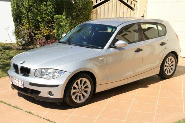 Discounted Used BMW 118i, Bundall, 2006 BMW 118i E87 Hatchback