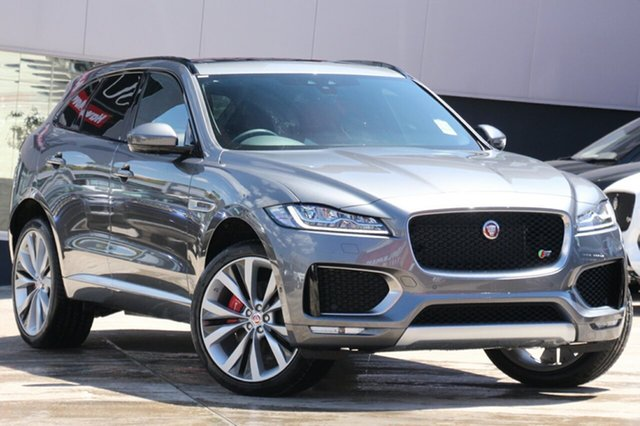 Discounted Demonstrator, Demo, Near New Jaguar F-PACE 35t AWD S, Concord, 2016 Jaguar F-PACE 35t AWD S Wagon