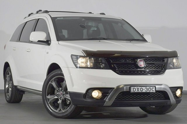 Used Fiat Freemont Crossroad, Narellan, 2014 Fiat Freemont Crossroad SUV