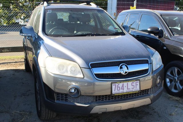 Used Holden Captiva LX AWD, Underwood, 2008 Holden Captiva LX AWD Wagon
