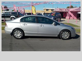2008 Honda Civic VTi Sedan.