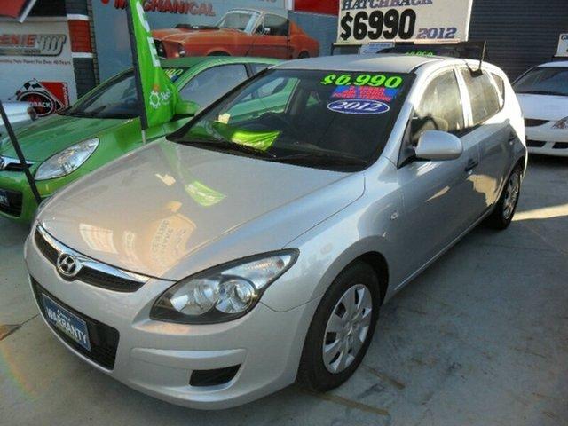 Used Hyundai i30 SLX, Redcliffe, 2012 Hyundai i30 SLX Hatchback