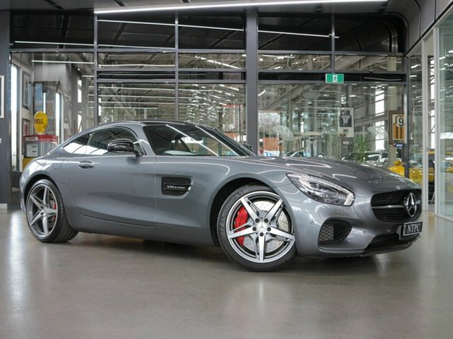 Used Mercedes-Benz AMG GT S SPEEDSHIFT DCT, North Melbourne, 2015 Mercedes-Benz AMG GT S SPEEDSHIFT DCT Coupe