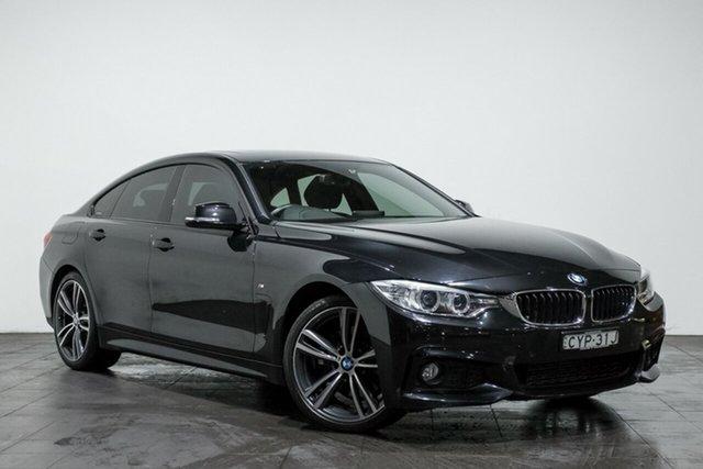 Used BMW 428i M Sport Gran Coupe, Rozelle, 2015 BMW 428i M Sport Gran Coupe Hatchback