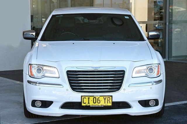 Used Chrysler 300 C E-Shift Luxury, Southport, 2012 Chrysler 300 C E-Shift Luxury Sedan