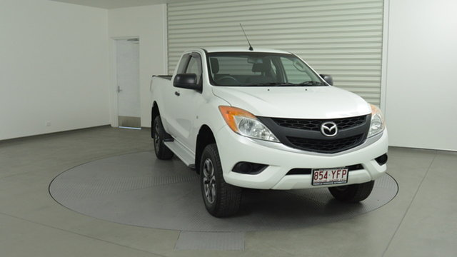 Used Mazda BT-50 XTR Freestyle, Southport, 2012 Mazda BT-50 XTR Freestyle Utility