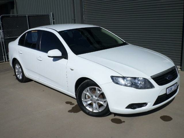Used Ford Falcon XT, Wangaratta, 2011 Ford Falcon XT Sedan